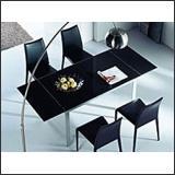 Раскладные и раздвижные обеденные столы