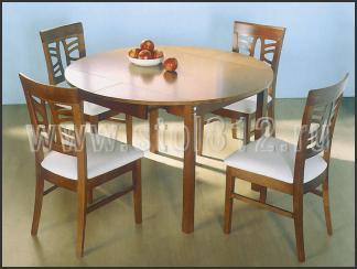 Стол обеденный BT3046 (светлая вишня)