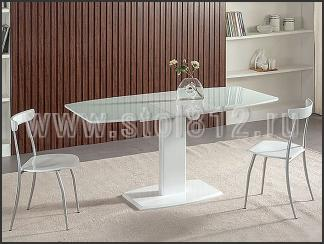 Стол обеденный B2396-1 (белый)