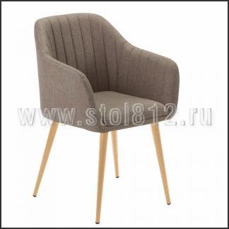 Кресло OKAY8709 (бук, капучино)