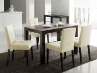 Столы и стулья из массива гевеи